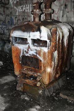 Rust Alien