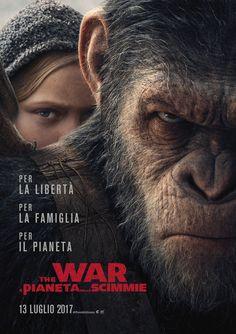 The War. Il pianeta delle scimmie - Matt Reeves (2017)