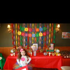 Kylee's Candyland Party!