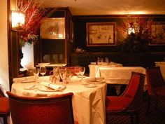 classic restaurants london - Google Search