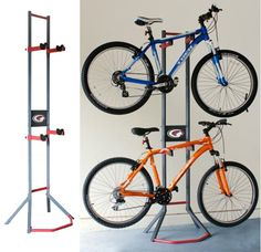 GearUp Free Standing Bicycle Storage Rack - Bike Storage - The Garage Store