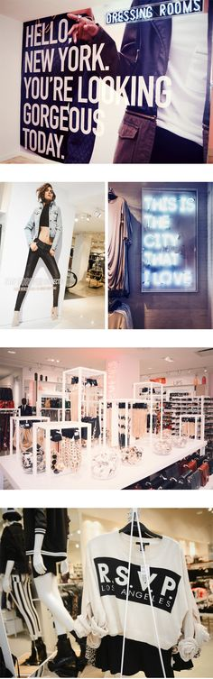 Our store at Herald Towers in NYC just got a major facelift! Check it out on #TheNowBlog #Forever21