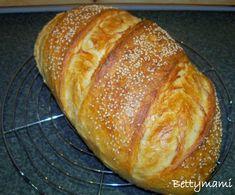 Betty hobbi konyhája: Kovászos fehér kenyér