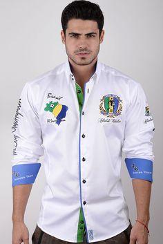 WORLD CUP BRASIL White