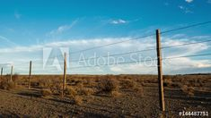 Stock Footage of A static timelapse of a typical Karoo farm landscape with a sheep fence in the foreground and scattered clouds (stratus, altostratus, cumulous) against a bright blue sky as the night falls. Explore similar videos at Adobe Stock Sheep Fence, A Typical, Rock Formations, Windmill, Geology, Stock Video, Stock Footage, South Africa, Adobe