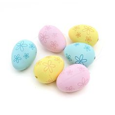 Wooden fretwork egg 295 cm hobbycraft easter hunt pinterest floral hanging easter eggs 12 pack hobbycraft negle Choice Image