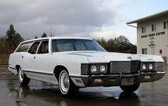 1971 Mercury Monterey wagon