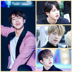 Happy Valentine's Day to the handsome 방탄소년단 김석진 (BTS Jin).