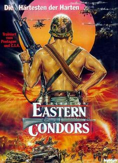 Welcome to Movies World: Eastern Condors (1987) 300MB BRRip 480p Dual Audio...