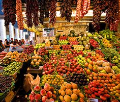 Known as one of best markets in #Spain, #LaBoqueria is a must during your visit to #Barcelona http://bit.ly/14t8c2F