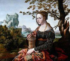 Religious Artist: Mary Magdalene (c. 1530)