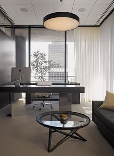 Meyer Davis — Penthouse Offices
