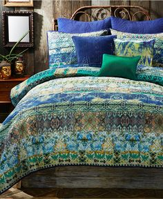 Tracy Porter Briana Full/Queen Quilt - Bedding Collections - Bed & Bath - Macy's