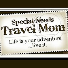 The Special Needs Travel Mom writes about her travels with her entire family, including her daughter with special needs. Her daughter is blind, non-verbal, uses a wheelchair for mobility, and has other medical issues, so accessibility is always key!
