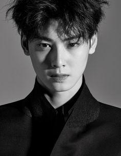 Eunwoo (Astro) - Harper's Bazaar Magazine May Issue Asian Actors, Korean Actors, Kim Myungjun, Cha Eunwoo Astro, Lee Dong Min, Look Magazine, Kdrama Actors, Sanha, Entertainment