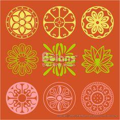 꽃과 식물 문양 패턴. 한국 전통문양 패턴디자인. (BPTD020226) Flower and Plant Pattern Design. Korean traditional Pattern is a Pattern Design. Copyrightⓒ2000-2014 Boians.com designed by Cho Joo Young.