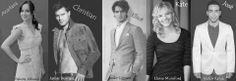 Main Cast Of Fifty Shades Of Gray Movie
