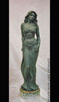 Aphrodite by Kevin Heaton