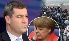 A TOP German politician has suggested refugees be sent back home, saying it is impossible to integrate people from a different cultural background...AUG16