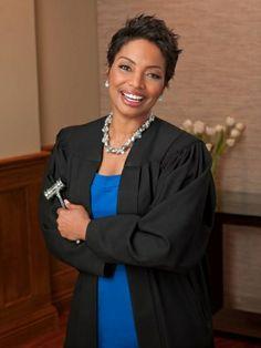 Television judge Lynn Toler is a Republican.