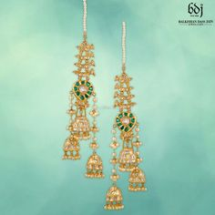 Picture from Balkishan Dass Jain Jewellers Photo Gallery on WedMeGood. Browse more such photos & get inspiration for your wedding Plan Your Wedding, Wedding Blog, Wedding Planner, New Day, New Look, Photo Galleries, Wedding Inspiration, Jewels, Drop Earrings