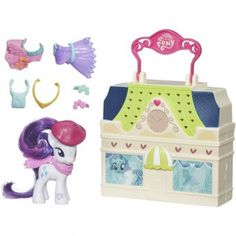 Mini univers Fille My Little Pony malette playset assortiment