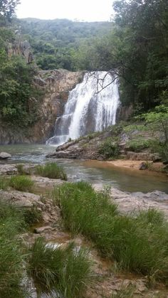 Cachoeira do Lobo - Capitólio,  Minas Gerais, Brasil.