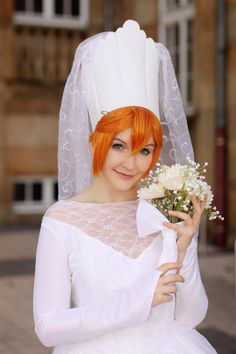 Just married - Thumbelina by ~Valvaris on deviantART