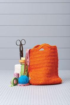 Crochet Bucket Bag | Free Pattern ❥ 4U // hf  http://www.pinterest.com/hilariafina/