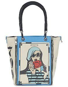 Shopping bag Barbara Rihl VICTORIA IN NEW YORK