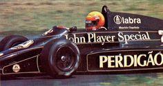 Mauricio Gugelmin - March 86B Cosworth DFV - West SurreyRacing - XXXVI Gran Premio di Roma - 1986 FIA Formula 3000 Intercontinental Championship, round 2