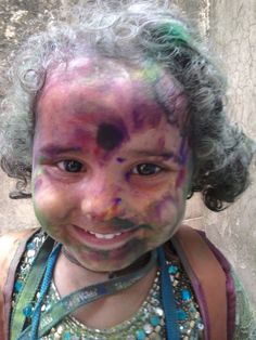 I'd like to visit India for Holi, the festival of colours. Many English learners on MyEC have shared photos and stories: http://my.englishclub.com/photo/colour-festival-picture-1