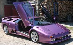 1996 Lamborghini Diablo SE 30