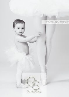 Baby Ballerina  this picture has Brooke Victoria all over it.