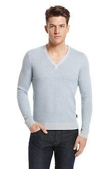 Mens Fashion V-neck 'Gorot' Sweater