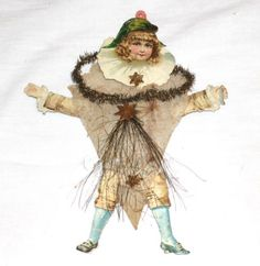1880s-Victorian-Girl-Hands-Feet-Net-skirt-Dresden-Tinsel-Candy-Container