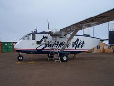 1972 Shorts SC-7 Skyvan - AVAILABLE FOR DRY LEASE OR ACMI LEASE =>
