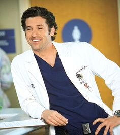 Grey's Anatomy - Derek Shepherd (Patrick Dempsey)