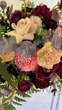 Floral Wedding, Wedding Flowers, Wedding Dresses, Wedding Events, Wedding Ideas, Australian Native Flowers, Bridal Bouquet Fall, Bride Bouquets, Diy Flowers