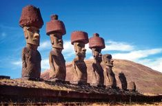 Ancient monuments left by mankind present an unsolved enigma: why do humanoid statues from many prehistoric sites— from those found at Göbekli Tepe in Turkey to those at Easter Island—all share similar postures? The signature and symbolic stances displayed on the incredible statues from locations around the world raise questions about what caused humanity to collectively repeat a 'rebirth' theme across great distances and time.