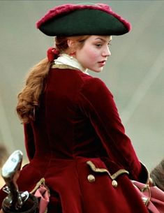 Émilie Dequenne as Marianne de Morangias in Brotherhood of the Wolf (2001).