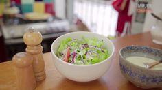 Salsa yogur para ensalada - El Gran Chef