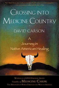 Of Choctaw descent, David Carson has absorbed and sought out Native American spiritual knowledge since growing up in Oklahoma Indian country. He distilled some of that knowledge in his Medicine Cards,