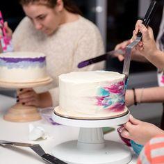 She Ra » Мастер-класс по акварельным тортам She Ra cakes