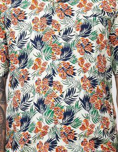 Floral Vacation Shirt