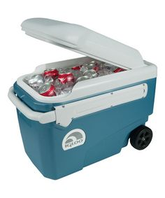 Another great find on #zulily! Island Breeze 40-Qt Maxcold Glide Wheeled Cooler #zulilyfinds