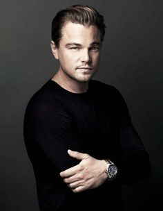 Advert: Leonardo DiCaprio, for Tag Heuer | by Marco Grob ( website: marcogrob.com ) #photography #marcogrob Más
