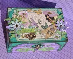 Gift Trinket Box by Denise van Deventer - Scrapbook.com