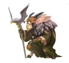 Character design by -  http://blog.naver.com/akirashirou