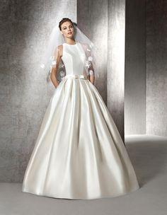 Zulaila simple princess dress